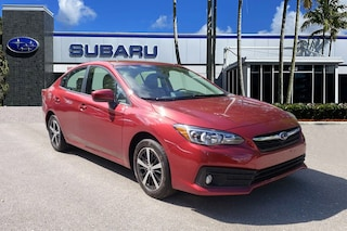 New Subaru 2020 Subaru Impreza Premium Sedan for sale at Coconut Creek Subaru in Coconut Creek, FL