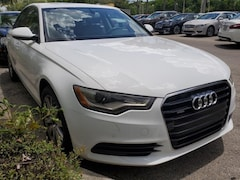 Used cars 2014 Audi A6 2.0T Premium Plus Sedan H039927 for sale in Coconut Creek, FL at Coconut Creek Subaru