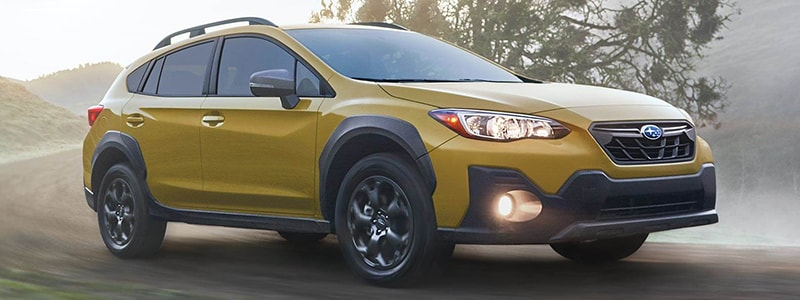 2021 Subaru Crosstrek Coconut Creek Florida