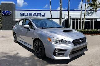 New Subaru 2020 Subaru WRX Premium Sedan for sale at Coconut Creek Subaru in Coconut Creek, FL