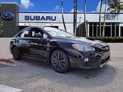 2021 Subaru WRX Base Trim Level Sedan