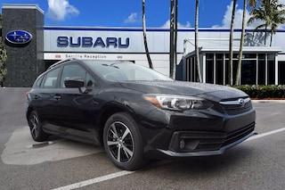 New Subaru 2020 Subaru Impreza Premium 5-door for sale at Coconut Creek Subaru in Coconut Creek, FL