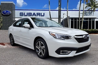 New Subaru 2020 Subaru Legacy Limited Sedan for sale at Coconut Creek Subaru in Coconut Creek, FL