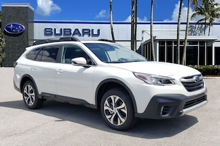 New Subaru 2020 Subaru Outback Limited SUV for sale at Coconut Creek Subaru in Coconut Creek, FL