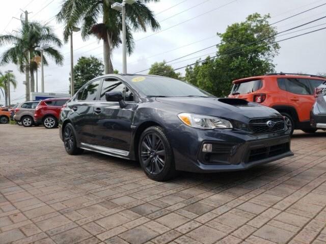 2018 Subaru WRX Base Sedan for sale near Fort Lauderdale, FL
