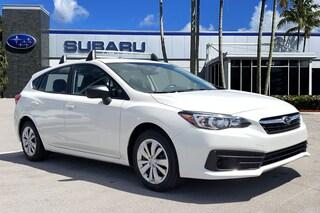 New Subaru 2020 Subaru Impreza Base Model 5-door for sale at Coconut Creek Subaru in Coconut Creek, FL