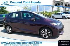 2016 Honda Fit EX HB CVT EX