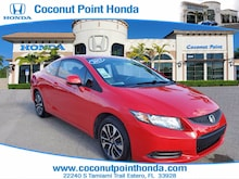 2013 Honda Civic EX Car