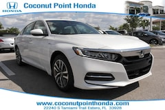 2019 Honda Accord Hybrid Sedan