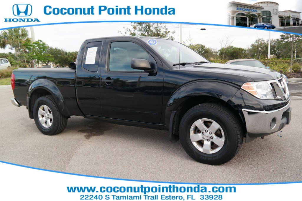 2011 Nissan Frontier SV 4WD King Cab Auto SV