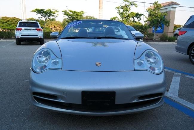 Used 2005 Porsche 911 Carrera Cabriolet Carrera For Sale in