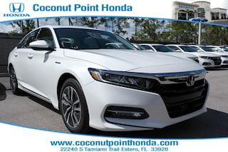 2018 Honda Accord Hybrid EX Sedan