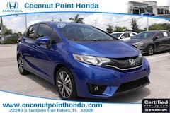 2016 Honda Fit EX-L HB CVT EX-L