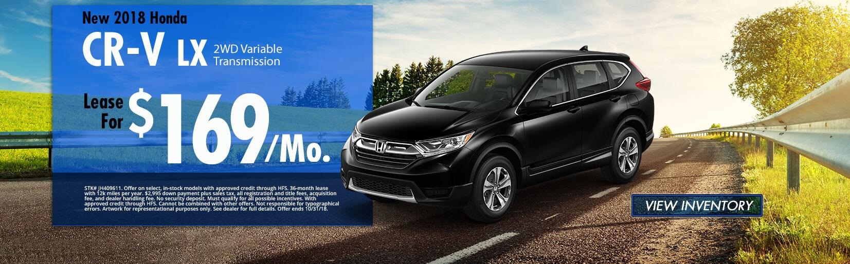 Honda Dealership Near Me >> Coconut Point Honda, New & Used Honda Dealership in Estero ...