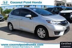 2015 Honda Fit LX HB CVT LX
