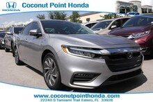 2019 Honda Insight Touring Sedan