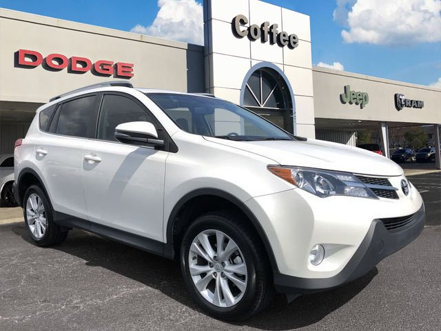 2014 Toyota RAV4 Limited FWD  Limited