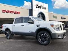 Used 2017 Nissan Titan PRO-4X 4x4 Crew Cab PRO-4X for Sale in Hinesville, GA at Liberty Chrysler Dodge Jeep Ram