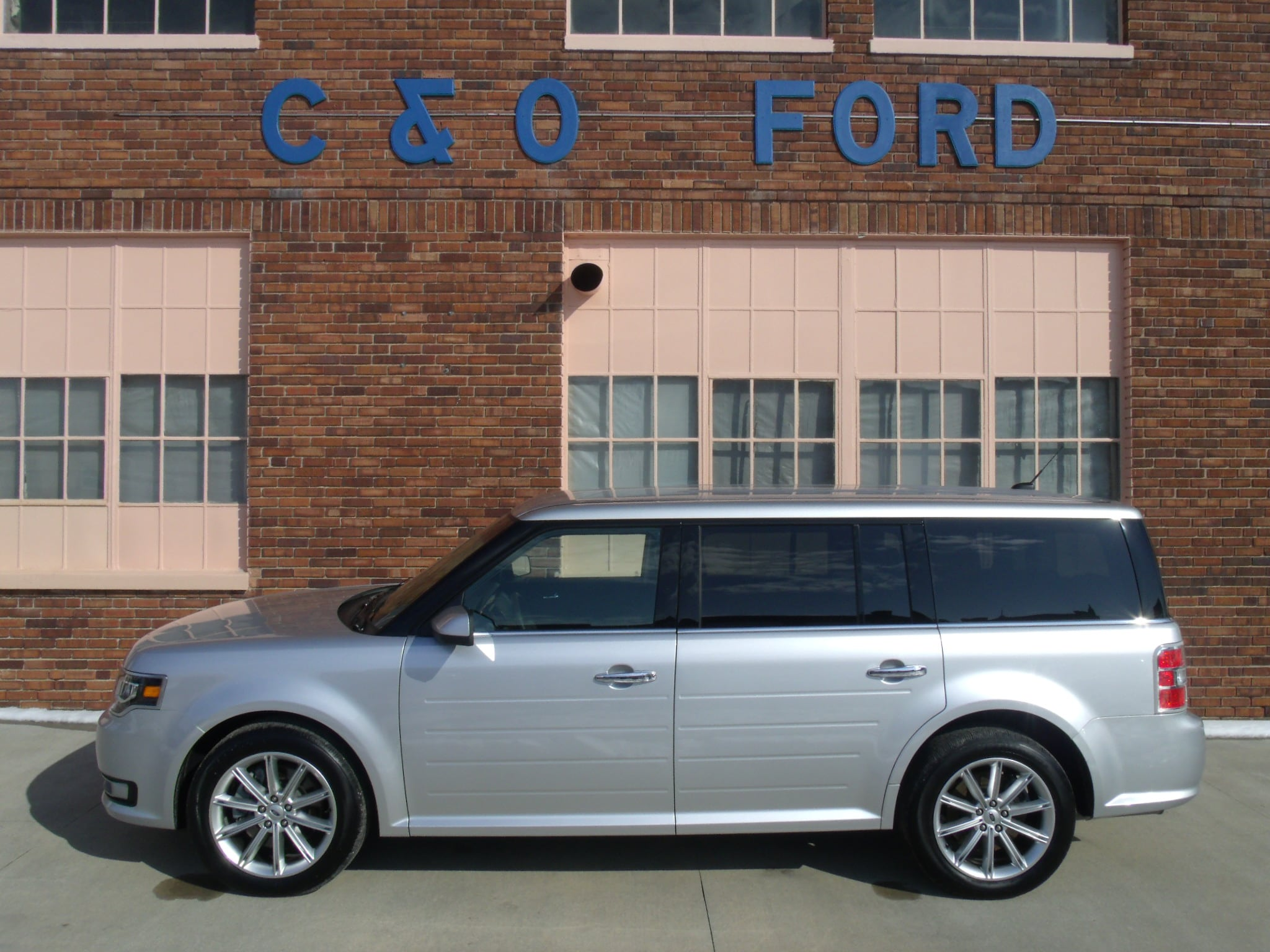 2019 Ford Flex leather SUV