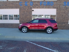 2011 Ford Explorer SUV