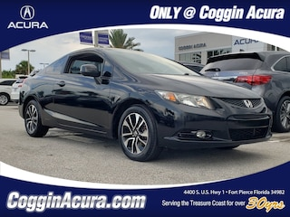 2013 Honda Civic EX-L Coupe