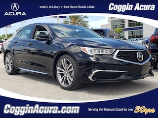 2020 Acura TLX V-6 with Technology Package Sedan