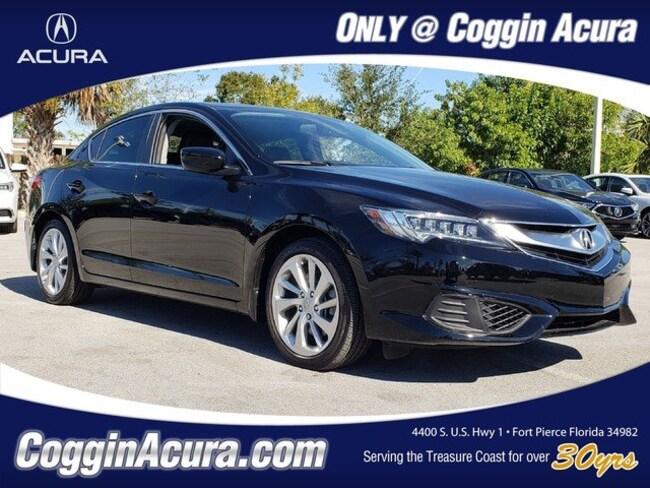 2017 Acura ILX Premium Sedan