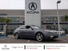 2009 Acura TL 3.7 w/Technology Package Sedan