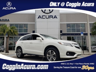 2017 Acura RDX V6 with Advance Package SUV