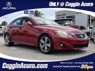 2012 LEXUS IS 250 RWD (A6) Sedan