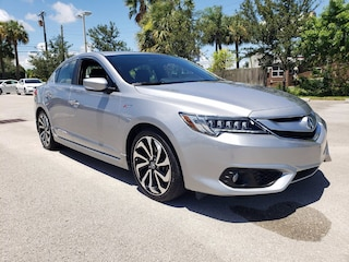 2018 Acura ILX Technology Plus A-SPEC Sedan