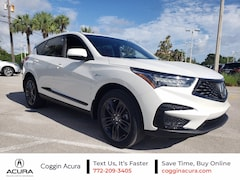 2021 Acura RDX with A-Spec Package FWD w/A-Spec Package