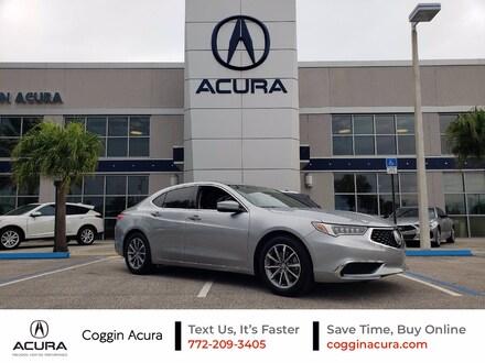 2020 Acura TLX 2.4L Sedan