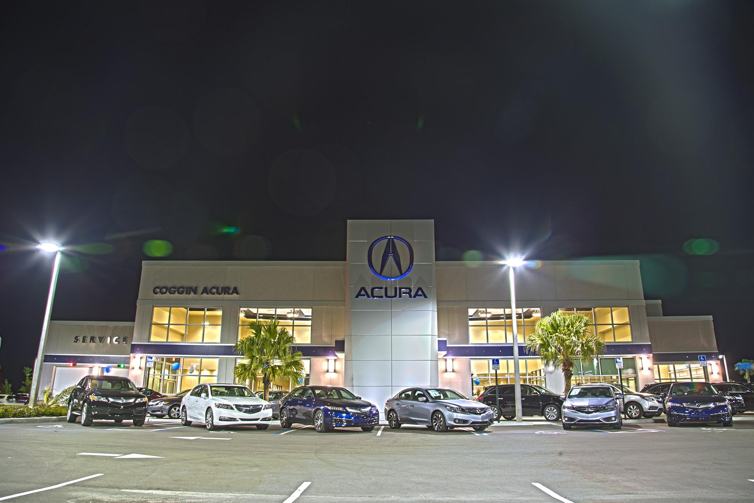 About Us Coggin Acura Ft Pierce - Florida acura dealerships