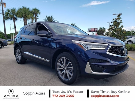 2021 Acura RDX with Technology Package FWD w/Technology Package