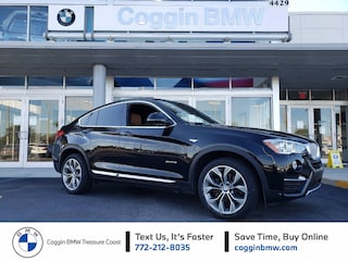 2018 BMW X4 xDrive28i Sports Activity Coupe in [Company City]