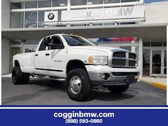 2005 Dodge Ram 3500 SLT/Laramie Truck Quad Cab