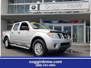Used 2014 Nissan Frontier SV Truck Crew Cab in Houston