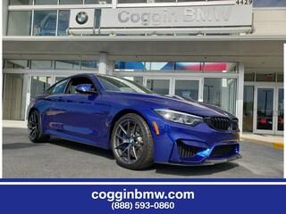 2020 BMW M4 CS Coupe