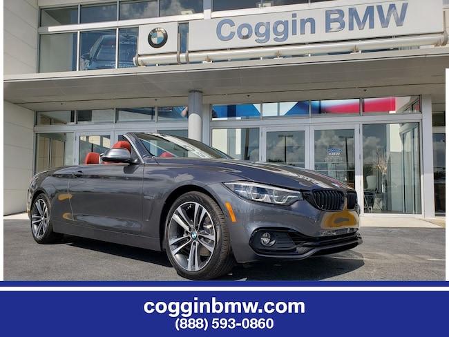 2020 BMW 430i i Convertible