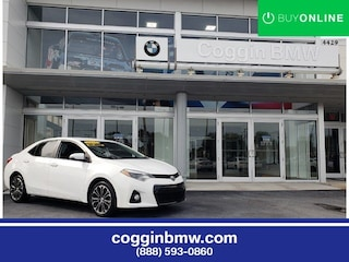 Used 2015 Toyota Corolla S Plus Sedan