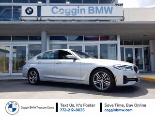 2021 BMW 530i Sedan