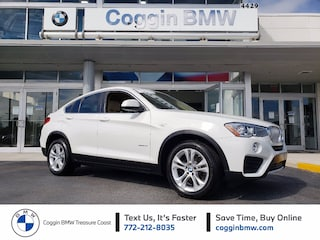 2017 BMW X4 xDrive28i Sports Activity Coupe in [Company City]