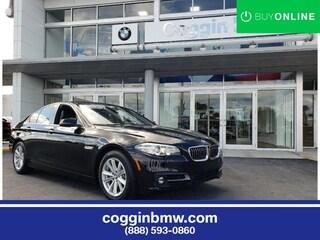Used 2016 BMW 528i Sedan