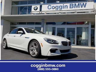 Used 2016 BMW 640i xDrive Gran Coupe in Houston