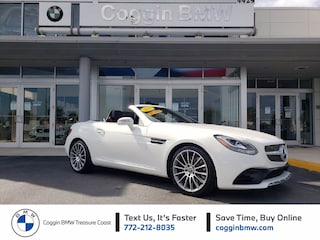 2018 Mercedes-Benz SLC 300 Convertible in [Company City]