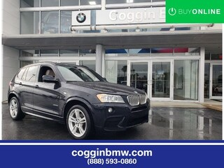 Used 2014 BMW X3 xDrive35i SAV