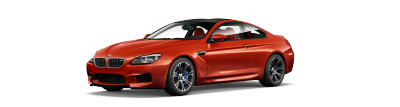 2016 M6 Coupe
