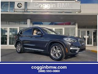 2021 BMW X3 sDrive30i sDrive30i Sports Activity Vehicle