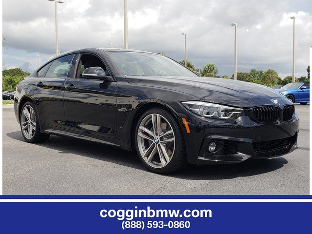 2019 BMW 440i Gran Coupe